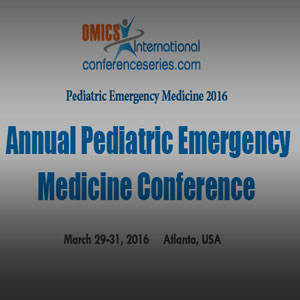Annual Pediatric Emergency Medicine 2016, March 29-31 2016, Atlanta US